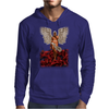 BORNCHOSIN: Mother Nature among the fallen. Mens Hoodie