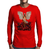 BORNCHOSIN: Mother Nature among the fallen. Mens Long Sleeve T-Shirt