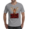 BORNCHOSIN: Mother Nature among the fallen. Mens T-Shirt