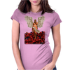 BORNCHOSIN: Mother Nature among the fallen. Womens Fitted T-Shirt