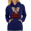 BORNCHOSIN: Mother Nature among the fallen. Womens Hoodie