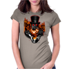 BORNCHOSIN: Phoenix rises from the ashes Womens Fitted T-Shirt