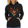 BORNCHOSIN: Phoenix rises from the ashes Womens Hoodie