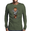 BORNCHOSIN: Psychotherapy Mens Long Sleeve T-Shirt