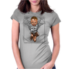 BORNCHOSIN: Psychotherapy Womens Fitted T-Shirt