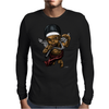BORNCHOSIN: Spit the truth. Mens Long Sleeve T-Shirt