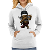 BORNCHOSIN: Spit the truth. Womens Hoodie