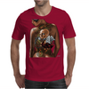 BORNCHOSIN: Tattoo Ace Mens T-Shirt