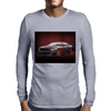 Boss 302 Black Laguna Seca Mens Long Sleeve T-Shirt