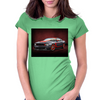 Boss 302 Black Laguna Seca Womens Fitted T-Shirt