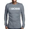 Boss new Mens Long Sleeve T-Shirt