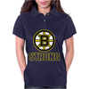 Boston B Strong Marathon Womens Polo