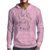 Boston Terrier art Mens Hoodie