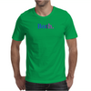 """Both"" Bisexual - Bi colors Mens T-Shirt"