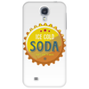 bottle cap crown cap yellow crown cork ice cold soda join the party enjoy your party drink water Phone Case