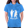 Bottom Eye Poke Womens Polo