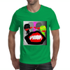 Bouche band Mens T-Shirt