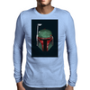 Bounty Hunter Mens Long Sleeve T-Shirt