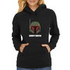 Bounty Hunter Womens Hoodie