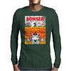Bowser Mens Long Sleeve T-Shirt