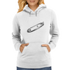 box cutter art Womens Hoodie