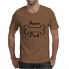 Boxer Dad Mens T-Shirt