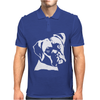 Boxer Dog Pillow Mens Polo