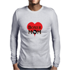 Boxer mom Mens Long Sleeve T-Shirt