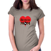 Boxer mom Womens Fitted T-Shirt