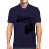 Boxing Is Life Mens Polo