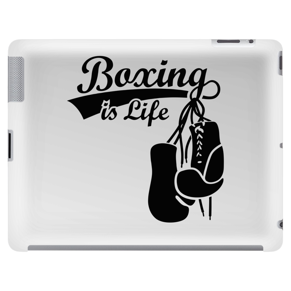 Boxing Is Life Tablet