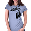 Boxing Is Life Womens Fitted T-Shirt