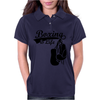 Boxing Is Life Womens Polo