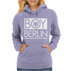 BOY BERLIN GERMANY Womens Hoodie
