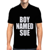 Boy Named Sue Mens Polo