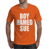 Boy Named Sue. Mens T-Shirt