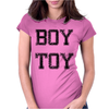 BOY TOY Womens Fitted T-Shirt