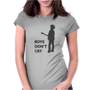 Boys Don't Cry Womens Fitted T-Shirt