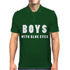 BOYS WITH BLUE EYES Mens Polo