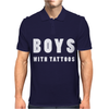 BOYS WITH TATTOOS Mens Polo