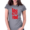 BOYZ IN THE HOOD Womens Fitted T-Shirt