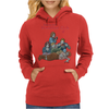 Brains for Breakfast Club from Zombie Love Womens Hoodie