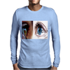 Branch In Your Eye Mens Long Sleeve T-Shirt