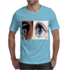 Branch In Your Eye Mens T-Shirt
