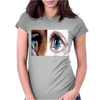 Branch In Your Eye Womens Fitted T-Shirt