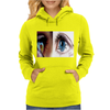 Branch In Your Eye Womens Hoodie