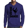 Breakdance Dancer Mens Hoodie