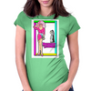 Breakfast at Synergy's Womens Fitted T-Shirt