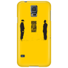 BREAKING BAD - AMC - HEISENBERG - HIDING IN PLAIN SIGHT - WALTER WHITE - SILHOETTE Phone Case
