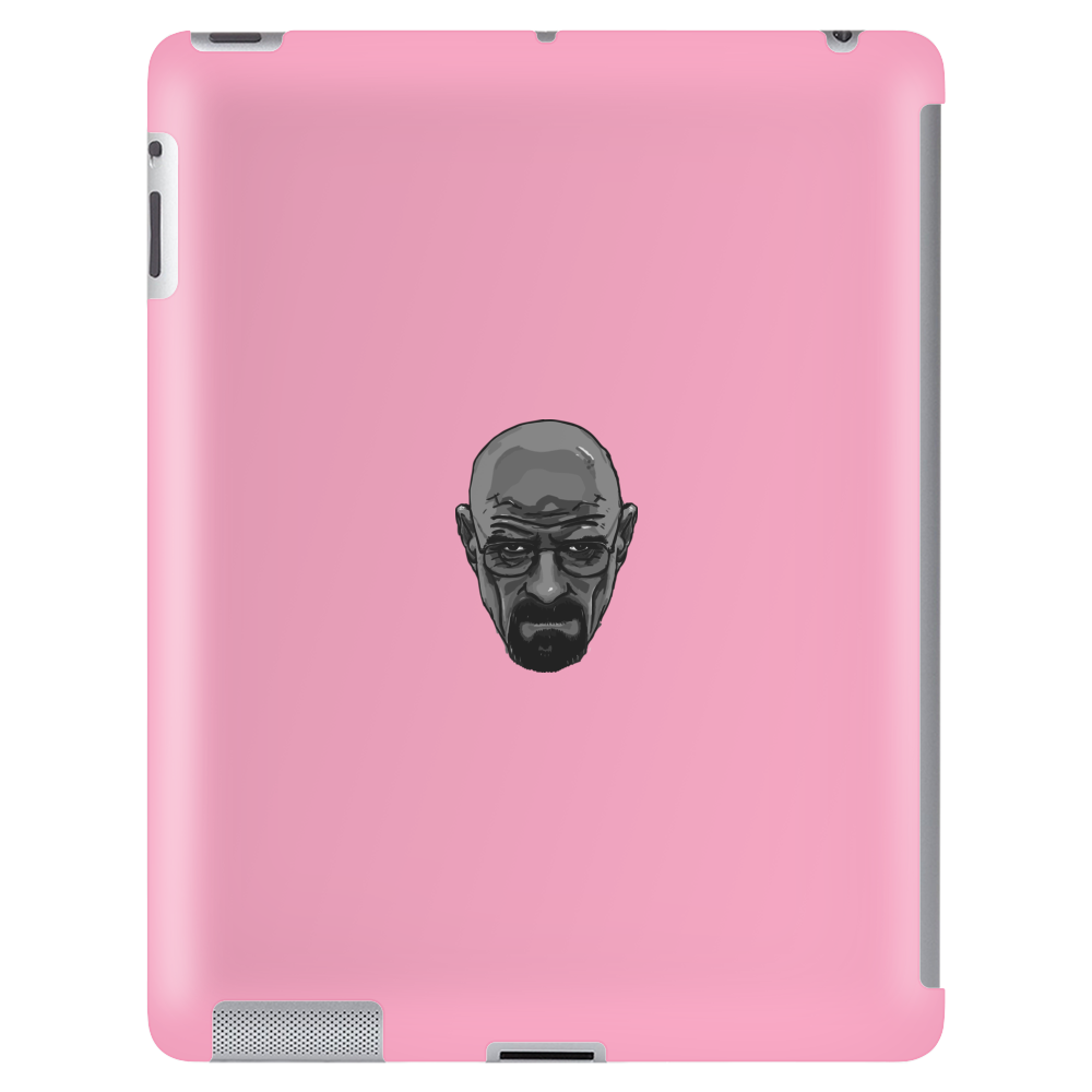 BREAKING BAD - AMC - HEISENBERG - WALTER WHITE - PORTRAIT - BLACK AND WHITE Tablet